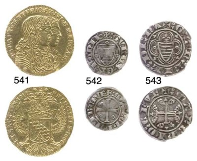 Guglielmo e Bonifacio (1324-26