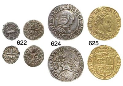 Filippo II (1556-98), Doppia,