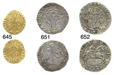 Comune (1350-96), Fiorino d'or
