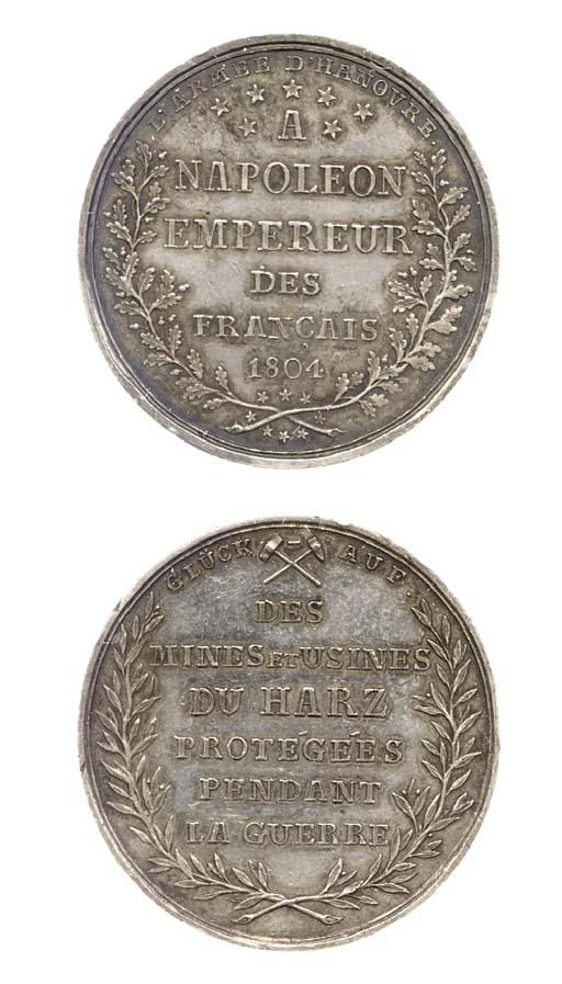 L'Armée d'Hanovre 1804, argent