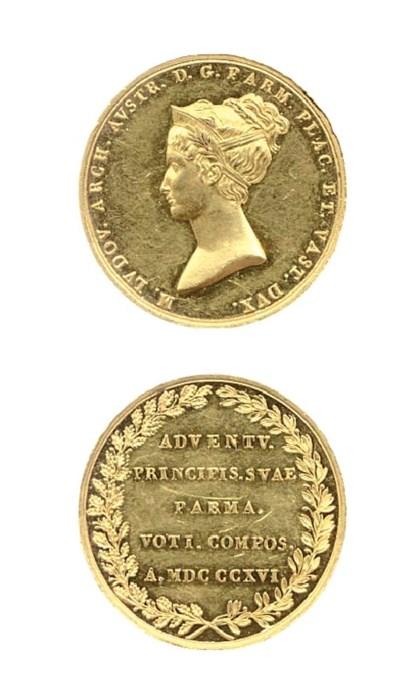 Parma e Piacenza, Maria Luisa