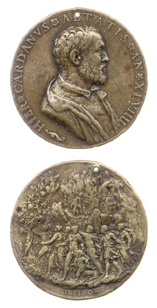 Pavia, Girolamo Cardano (1501-