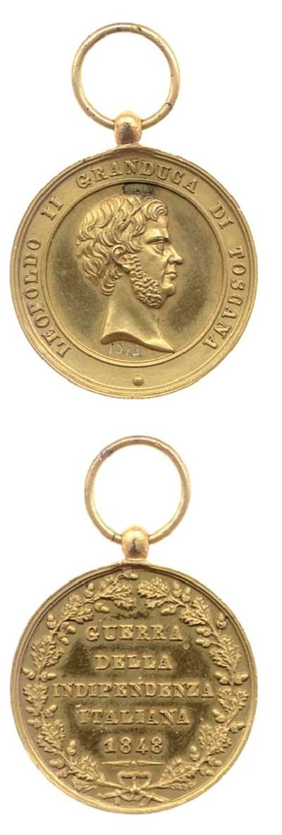 Toscana, Leopoldo II, A Ricord