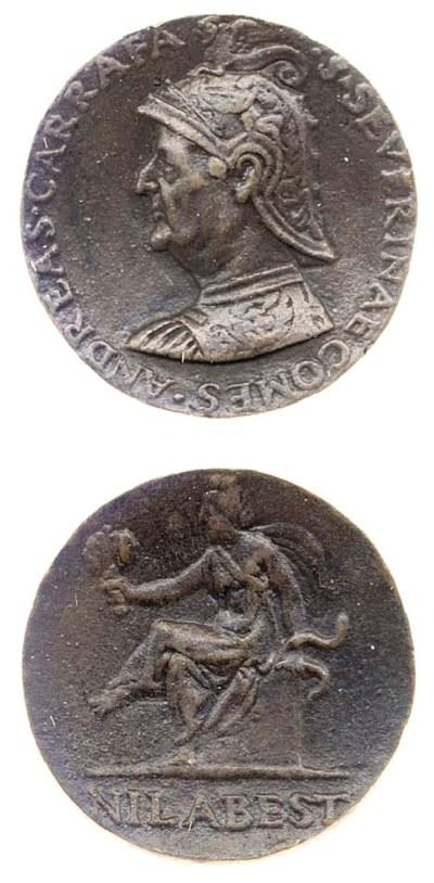 Andrea Carafa, conte di Sansev