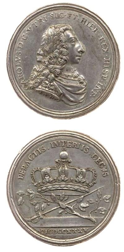 Carlo III di Borbone (1716-88)
