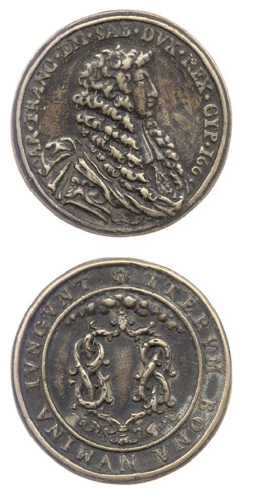 Carlo Emanuele II (1638-75), b
