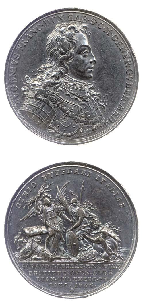 Eugenio di Savoia (1663-1736),