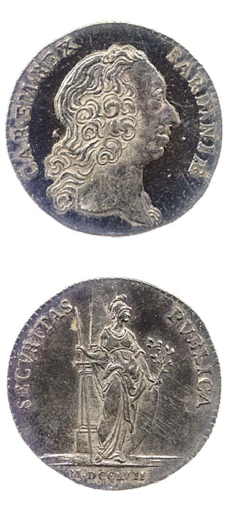 Medaglie in argento (5) incl.