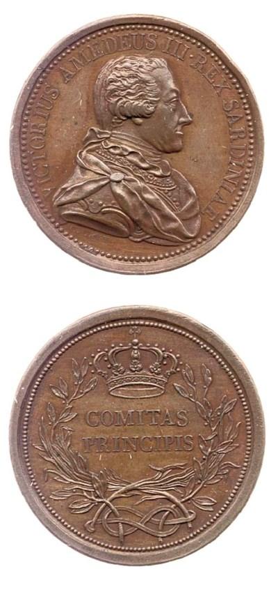 Medaglie in bronzo (7), incl.