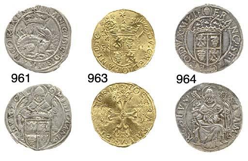 Scudo d'oro del Sole, 3.373g.,