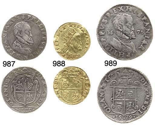 Doppia, 1578, 6.540g., PHILI R