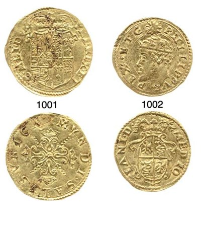 Scudo d'oro, 3.271g., PHILIPPV