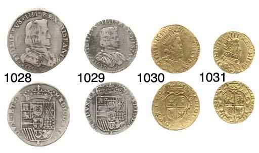 Mezzo Filippo, 1657, 13.253g.,