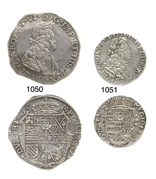 Mezzo Filippo, 1728, 13.986g.,