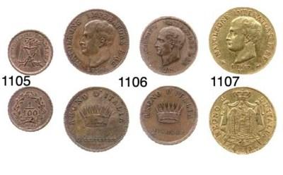 40-Lire, 1807, testa a sinistr