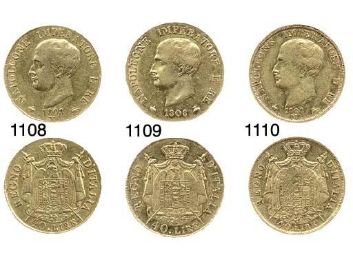 40-Lire, 1808, come prec. ma s