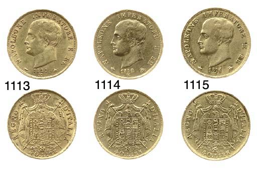 40-Lire, 1812, come prec. (CNI