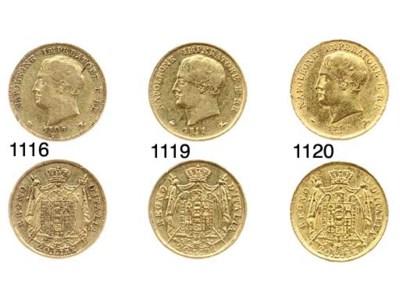 20-Lire, 1811, come prec. (CNI