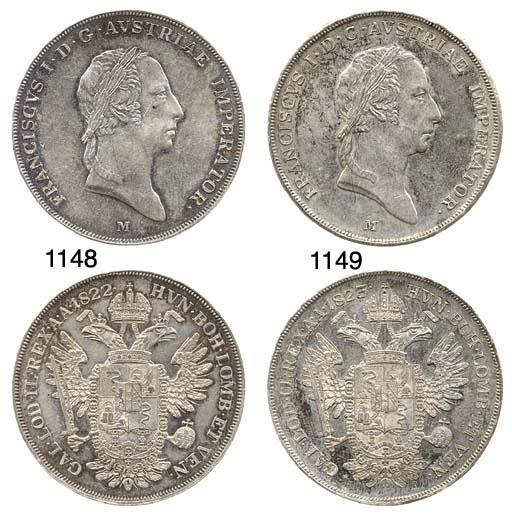 Scudo nuovo, 1823, come prec.