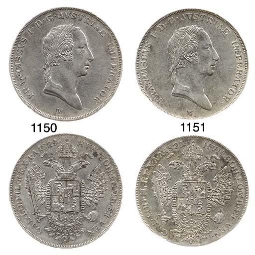 Scudo nuovo, 1824, come prec.