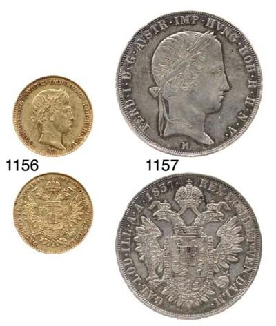 Scudo nuovo, 1837, come prec.,