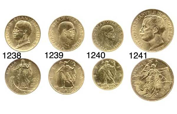 100-Lire, 1936 XIV, rov. litto
