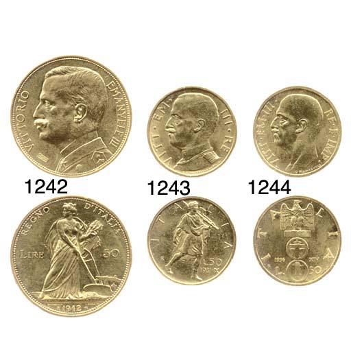 50-Lire, 1936, Impero (Pag.661
