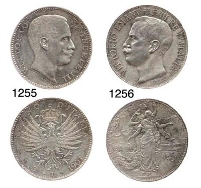 5-Lire, 1911, Cinquantenario,