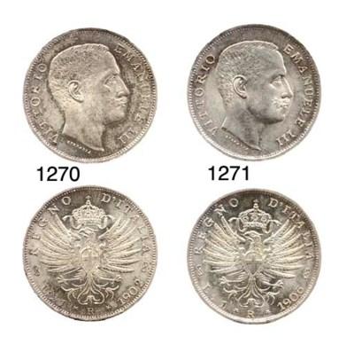 1-Lira, 1906 (Pag.766), FDC