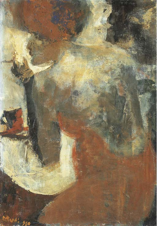 Ugo Attardi (N. 1923)