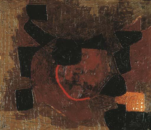 Alberto Burri (1915-1995)