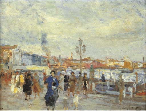 Antonio Piatti (Italia 1875-19