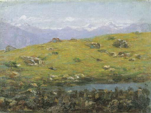 Emilio Longoni (Italia 1859-19