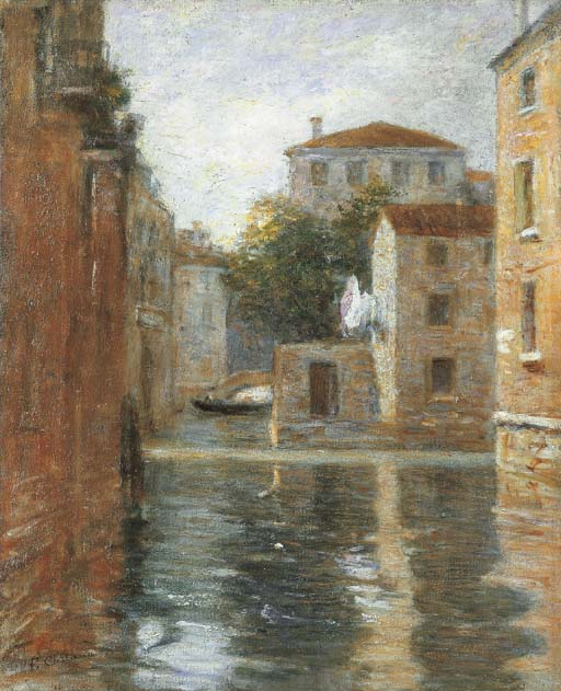 Traiano Chitarin (Italia 1864-