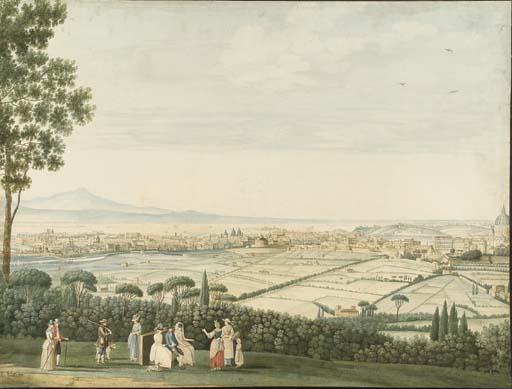 Scuola Italiana (inizi del XIX