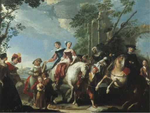 Cerchia di Etienne Parrocel (A