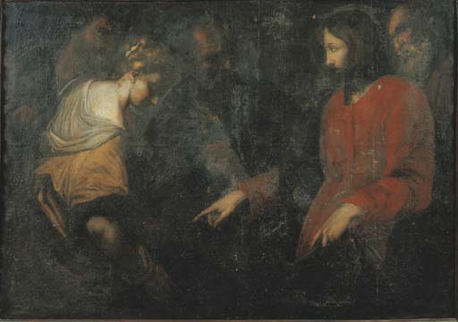 Cerchia di Pietro Ricchi, il L