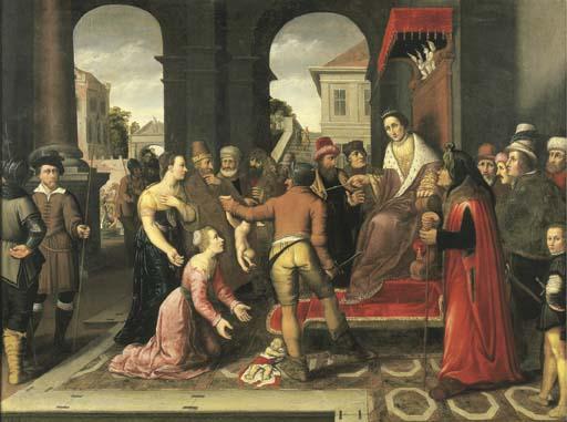 Cerchia di Cornelis Cornelisz.