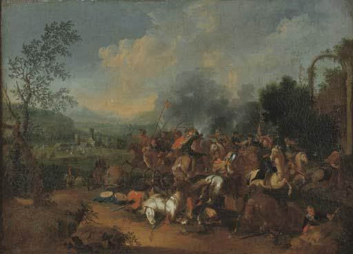 Cerchia di George Phillip II R