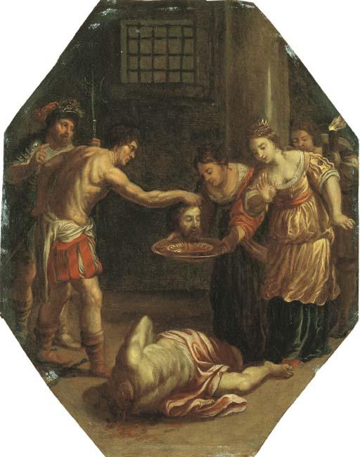 Scuola genovese, secolo XVII
