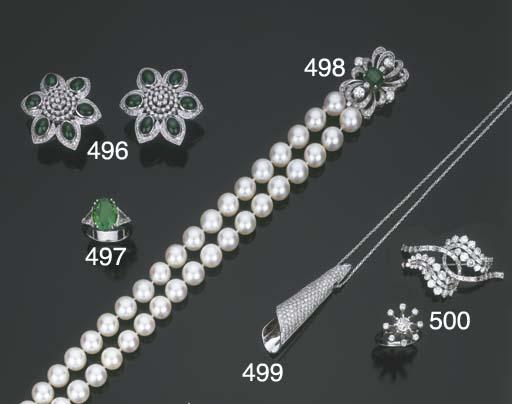 Collana in perle coltivate, sm