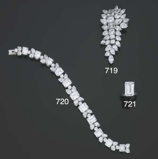 Diamante taglio ottagonale non