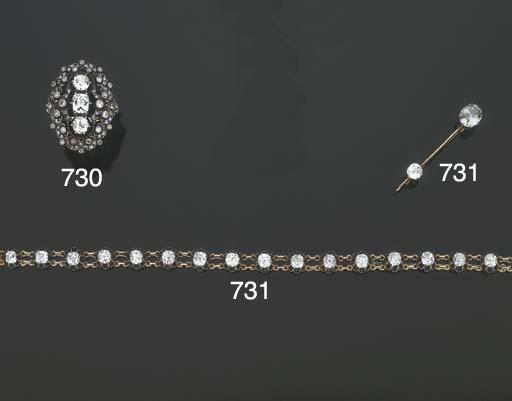 Antico anello in argento, oro