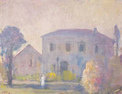 LLOYD FREDERIC REES (1895-1988