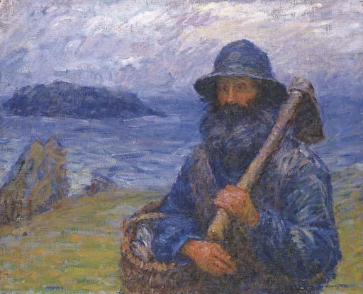 JOHN PETER RUSSELL (1858-1930)