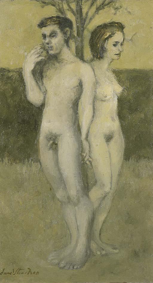 DAVID EDGAR STRACHAN (1919-197