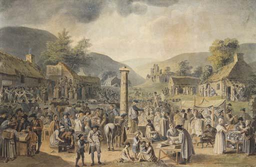 SCOTTISH SCHOOL (early 19th ce