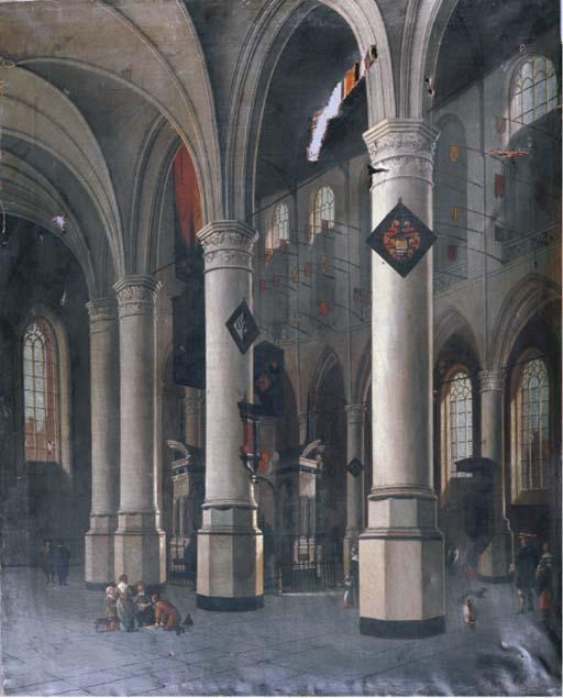 After Hendrick Cornelisz. van