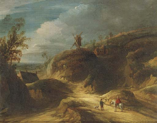 Circle of Lodewijk de Vadder (