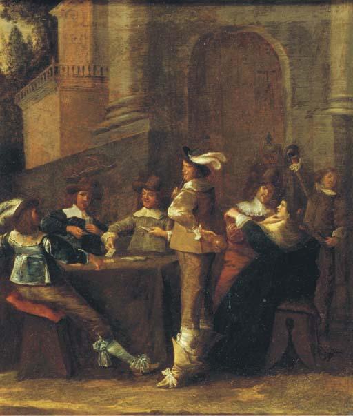 Circle of Pieter Quast (Amster